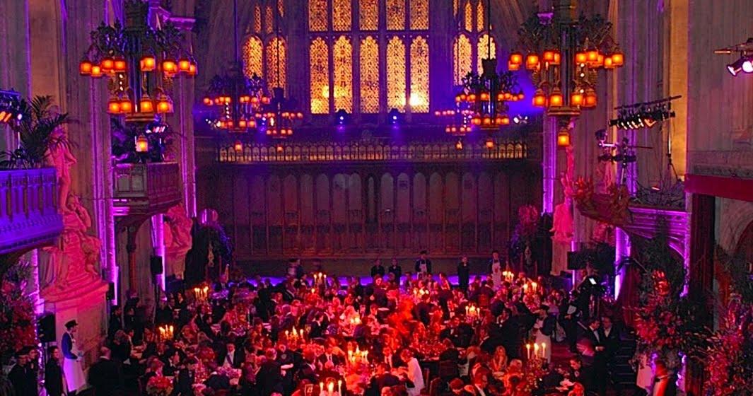 Dinner de Tsars Gala Evening