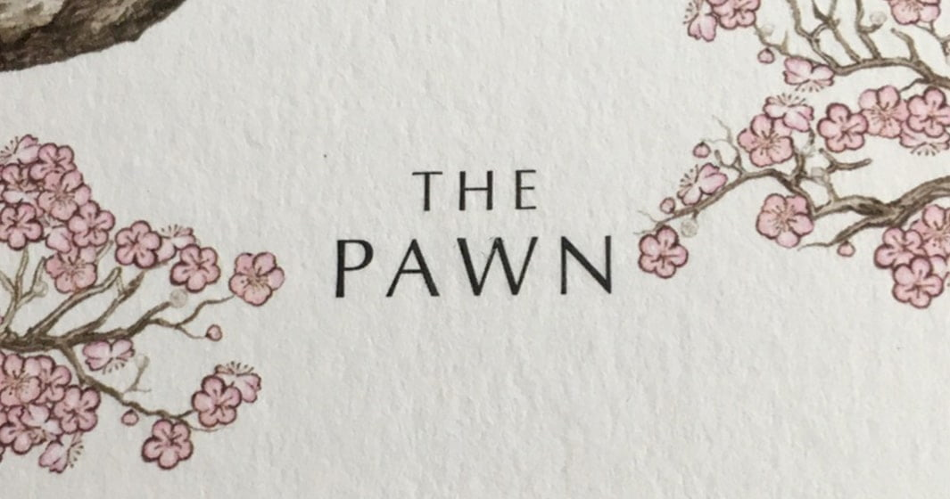 My First Restaurant in Hong Kong: The Pawn