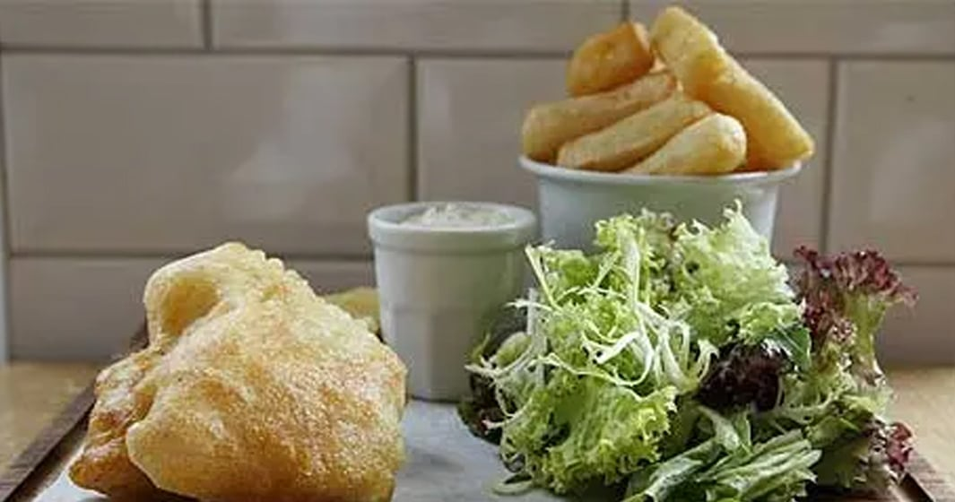 Tom's Place – Britain's first ethical fish & chip shop